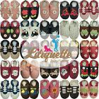 Litiquette boys toddler slippers soft sole baby leather shoes girls dress shoes