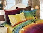 Pair of M114 Standard Pillowcases New (Purple/Yellow/Dark Green/Green&Yellow)