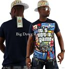 Time Is Money, Men's Designer Tee Shirts, Game On, Summer Star Holiday, Hip Hop
