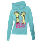 BRING ME THE HORIZON - SEVERED HANDS - OFFICIAL WOMENS HOODIE