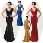 2015 Sequins Formal Bridesmaid Ball Gown Evening Prom Long Party Dress Plus Size