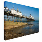 Eastbourne pier, United Kingdom Canvas Art Cheap Wall Print Home Interior