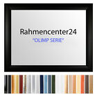 PICTURE FRAME ANTIREFLECTIVE 22 COLORS FROM 5x39 TO 5x50 INCH POSTER FRAME NEW
