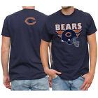 Chicago Bears NFL Team Apparel Zone Blitz Double Sided T-Shirt