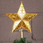Chic Cute Shiny Star Festival Adornments Plastic Christmas Tree Decoration NEW