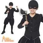 Child Horrible Histories Executioner Costume Tudor Book Week Fancy Dress Outfit