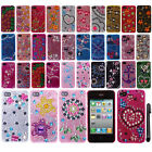 For Apple iPhone 4 4S 3D DIAMOND GEM BLING HARD Protector Case Back Cover + Pen