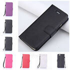 Luxury Magnetic Leather Wallet Flip Cover Stand Case For Samsung Galaxy S4 I9500