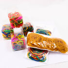 Upick Rubber Band Set Office Supplies Ponytail Holder Band Elastic Ties A0234