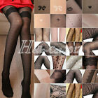 Sexy Hot Fashion Women Lady Girl Pattern Jacquard Pantyhose Tights Stockings HOT