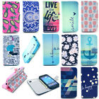 Card Slot Holder Wallet Flip Stand Case Cover Shell for Smart Mobile Cell Phone