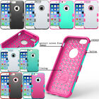 For Apple iPhone 6 4.7 inches TUFF MERGE HYBRID Rubber HARD Case Cover + Pen