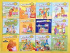 Berenstain Bears Phonics Childrens Books Learn to Read  Lot 12