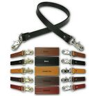 """1""""_Leather Cross Body_Purse_Messenger Bag_Tote_Replacement Strap_Amish Handmade"""