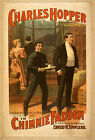 Photo Print Vintage Poster: Stage Theatre Flyer Charles Hopper Chimmie Fadden A0
