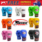 Thai Boxing Gloves Twins Special Glove MMA Kickboxing Men Women New BGVL-3 AU