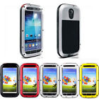 Waterproof Aluminum Gorilla Metal Cover Case for Samsung Galaxy S4  S IV S3 SIII