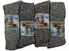 12 Ladies Chunky Thermal Wool Blend Hiking Walking Boot Socks / UK 4-6