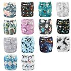 1 U Pick Baby Cloth Diaper Reusable Washable Adjustable Pocket Nappy Cover