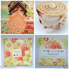 SOMERSET moda jelly roll layer cake or charm pack 100 % cotton quilting fabric