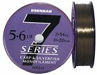 DRENNAN SERIES 7 CARP & SILVERFISH MONO FISHING LINE - 100m