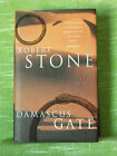 DAMASCUS GATE by Robert Stone. 1st Edition (1998)