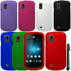For ZTE Avail 2 Z992 Prelude Z993 Rubberized HARD Protector Case Cover + Pen