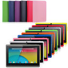 7'' Quad Core Tablet PC Google Android 4.4 KitKat 8GB HD Dual Camera WiFi Bundle