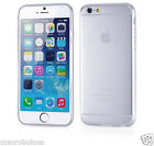 Ultra Slim Silicon Transparent TPU Gel Crystal Clear Case For iPhone 6 & 6 Plus
