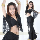 9 Colors Belly Dance costume Lace Pants Practice Pant for Yoga Dance Without Top