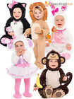 Boys Girls Baby Fancy Dress Up Animal Costume Halloween Infant 6 12 18 months