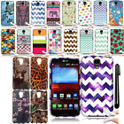 For LG Volt F90 LS740 Art Design TPU SILICONE Rubber Skin Case Phone Cover + Pen