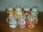 WICKFORD & CO ~ SCENTED JAR CANDLES (SMALL) ~ GORGEOUS SCENTS