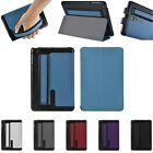 HARD CARRY STAND CASE FOR APPLE IPAD MINI 3 2 1 + SPEAKER SOUND AMPLIFIER COVER