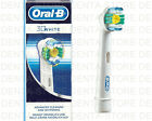 ORAL-B/ BRAUN 3D WHITE REPLACEMENT TOOTHBRUSH INDIVIDUAL HEADS -SEALED, NEW