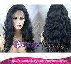 "Body Curly 100% Indian remy human hair full/front lace wigs baby hairs 14""-22"""