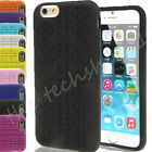 Tyre Tread Patterned Soft Silicone Back Skin Case Cover for Apple iPhone 6 PLUS