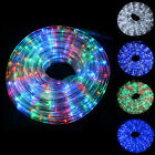 Super Bright LED Chasing Rope Lights Christmas Xmas Indoor / Outdoor Decoration