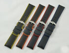 HIRSCH ROBBY Performance Collection 24, 22, 20mm  NEW !* Watch Straps *