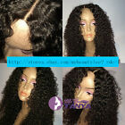 "4""*5"" silk top Spanish Curly lace wig 100% Brazilian remy human hair wigs 8""-22"""
