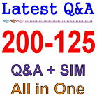 New Cisco Best Exam Practice Material for 200-125 Exam Q&A PDF+SIM