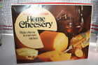 Vintag complete Wagner's Home Cheesery Kit Original Box