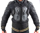 Good Quality Men's Motorcycle Body Armor Guard Motocross Gear Jacket Black