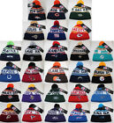 NFL Team Cap Beanie Hat with Pom - Variety of Teams Avail-NEWBORN/INFANT/TODDLER $15.95 USD on eBay