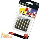 Greasepaint Sticks Red Blue Yellow Black White Fancy Dress Makeup Face Paint New