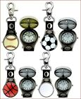 Geneva Watch Loop Hanging for Nurse Hospital Base Ball Soccer Key Chain Golf