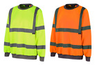 UCI VIZWELL Hi Vis Viz Sweatshirt - Various Colours & Sizes - VWFC12