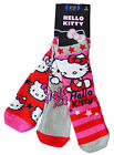 Girls Hello Kitty socks    3 in 1 pack