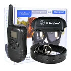 Wholesale Rechargeable LCD Electric Shock Remote Dog Training Collar Anti-Bark