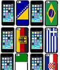 Design Internationale Flagge TPU Silikon Alu Case Handy Cover Hülle  Auswahl 1
